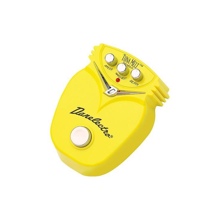 Danelectro DJ-5 Tuna Melt Tremolo Pedal