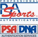 PSA Sports Professional Authentication & PSA/DNA Authentication Services
