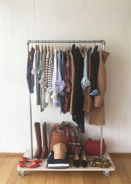 Fall capsule wardrobe for women over 50.