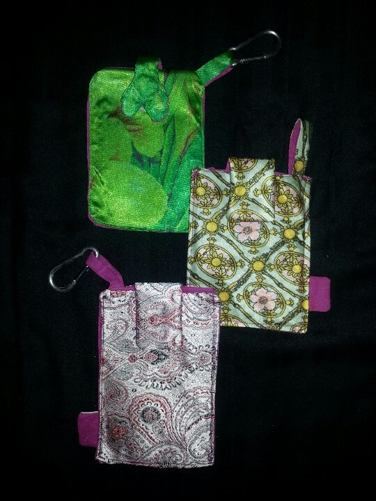 Cell phone-holders ♥