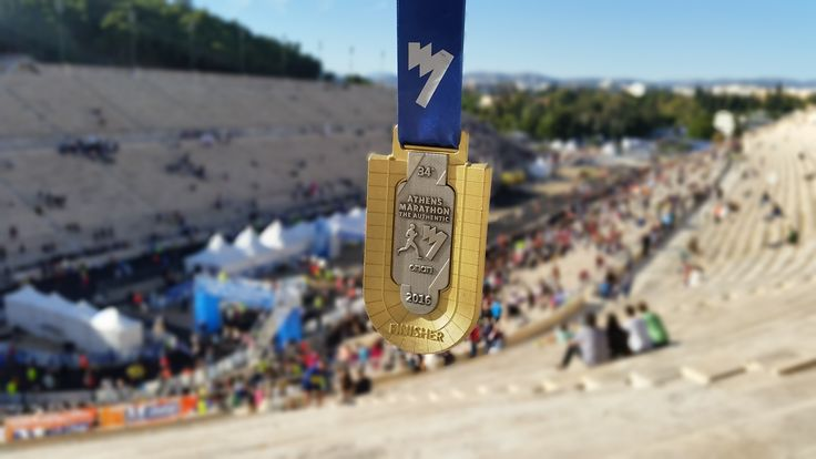 Billy Anagnopoulos one of our Founders and Kirikos Kartelias one of our closest friends, followed the steps of Pheidippides from Marathon to Kallimarmaro, for the 4th consecutive year.  So proud of you guys!!!!! #BeaGreek #BaG #Be_a_Greek #ExperiencetheLiving #AthensClassicMarathon #AMA2016 #Athens #Greece #CreateMemories