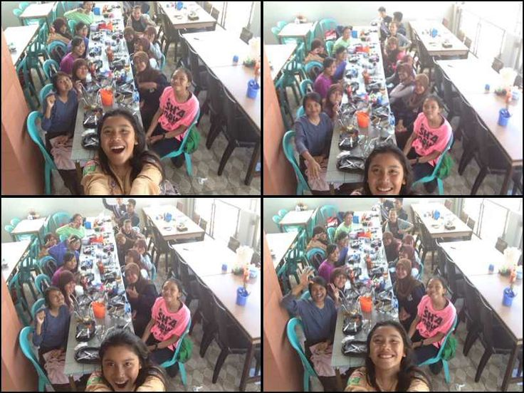 havin' lunch together is more than a lot!!