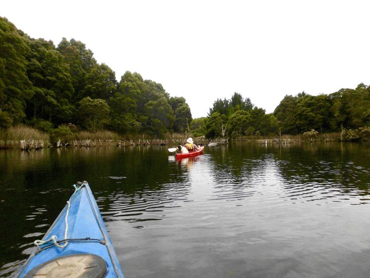 Paddling in the north west