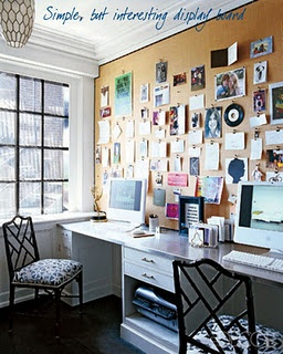 Cork Wall: Spaces, Idea, Offices, Pin Boards, Cork Boards, Inspiration Boards, Corks Boards Wall, Bulletin Boards, Desks