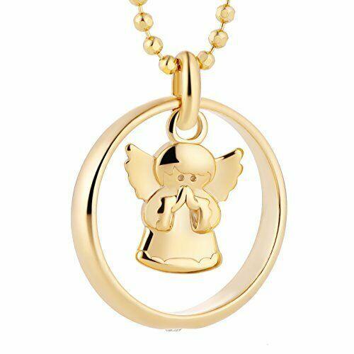 Taufring Schutzengel Echt Silber Taufkette Ring Engel