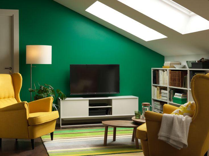 Woonkamer Stoelen Ikea : IKEA Living Room