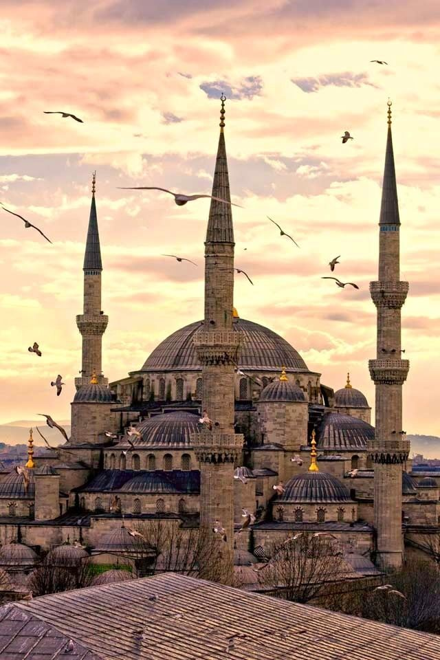 Sultan Ahmed Mosque, #Istanbul #Turkey