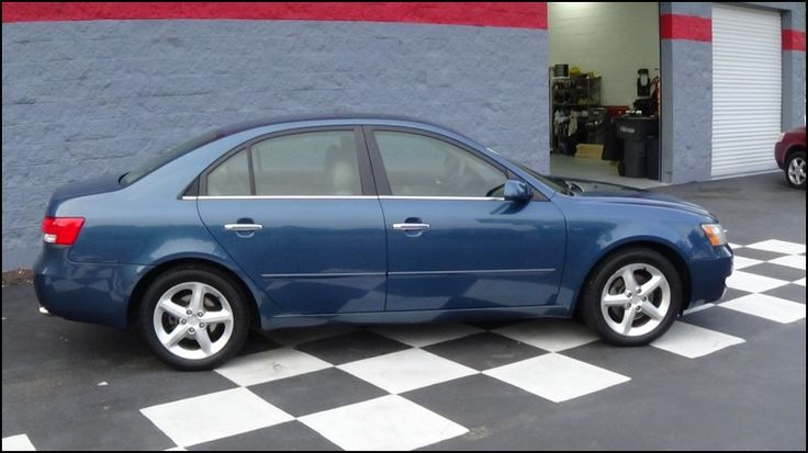 Tires for Hyundai sonata 2006