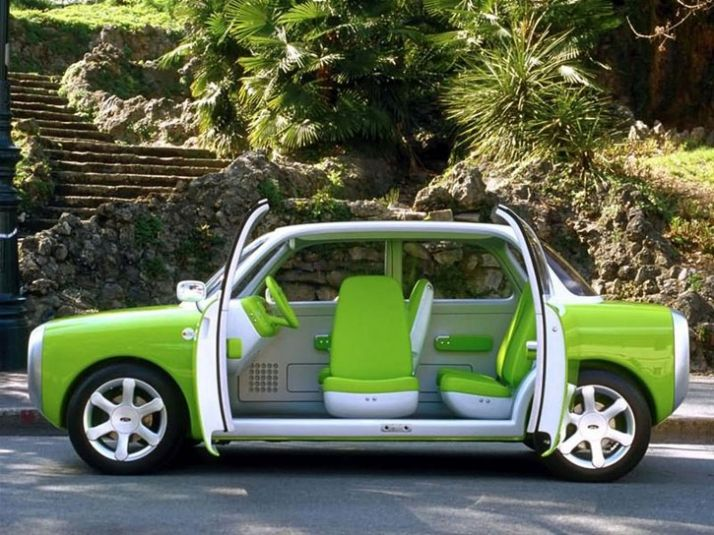 It S Like A Sedan Version Of The Honda Element Why Won T Ford Produce
