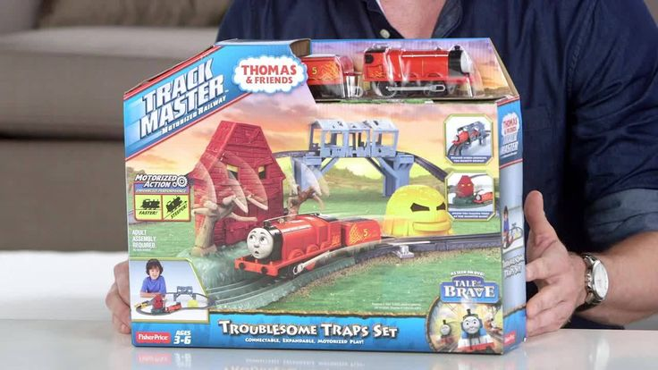 FisherPrice® Thomas & Friends™ TrackMaster™ Troublesome