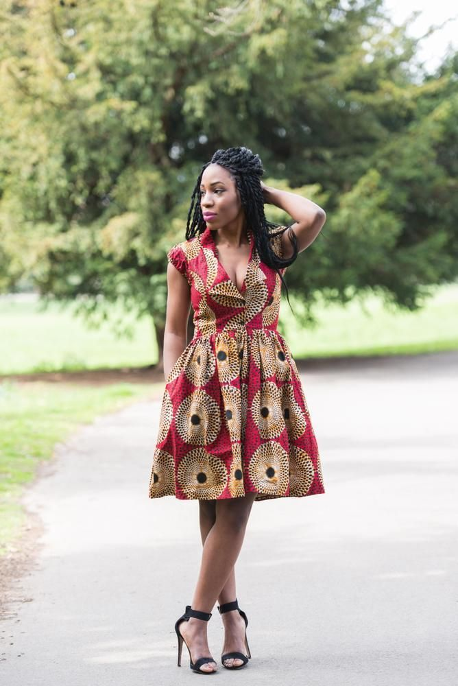 African Fashion Dress Images