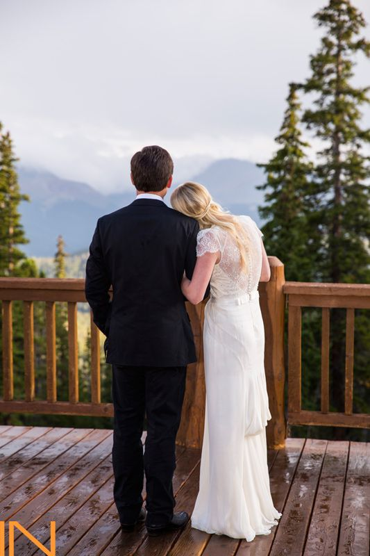 Timber Ridge Wedding Colorado Weddings Keystone IN Photography On Mountain