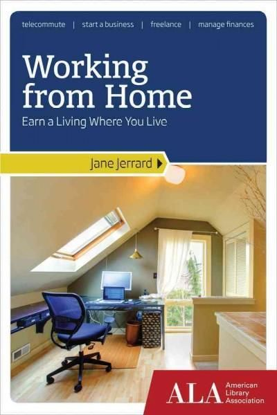 Written from firsthand experience and supported with interviews of successful work-from-home individuals across a variety of circumstances, this handbook is a thorough and thoughtful resource on gener