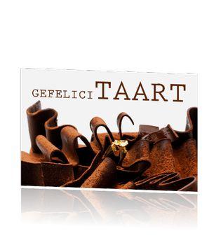 Verjaardagskaart, Ontwerp OTTI, verkrijgbaar bij Postkaarten.nl