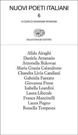 AA. VV., Nuovi poeti italiani 6, Collezione di poesia