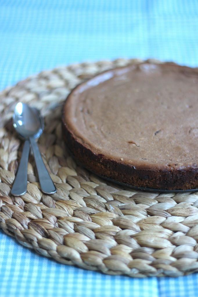 Chocolade cheesecake - Lekker en Simpel