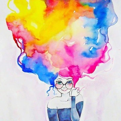 Ilustração + colorido