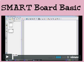 BMRSD PROFESSIONAL DEVELOPMENT VIDEO: SMART Board Training