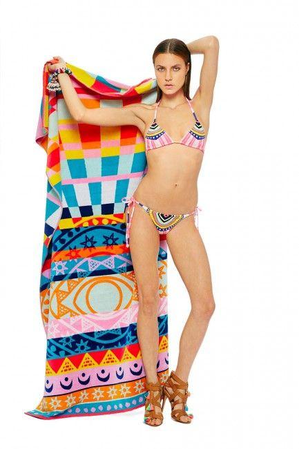 §i mean this beach towel you guys! // Mara Hoffman | Mara Hoffman for Pendelton Towel