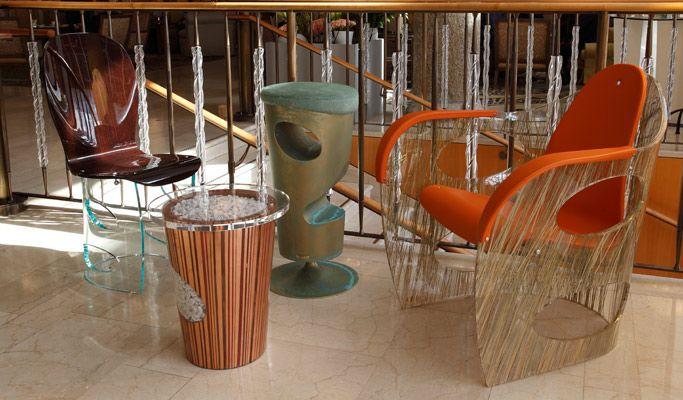 Hodara Designer | Hotel Four Season di Milano accoglie, tra i suoi ospiti, creazioni di Hodara Art Designer