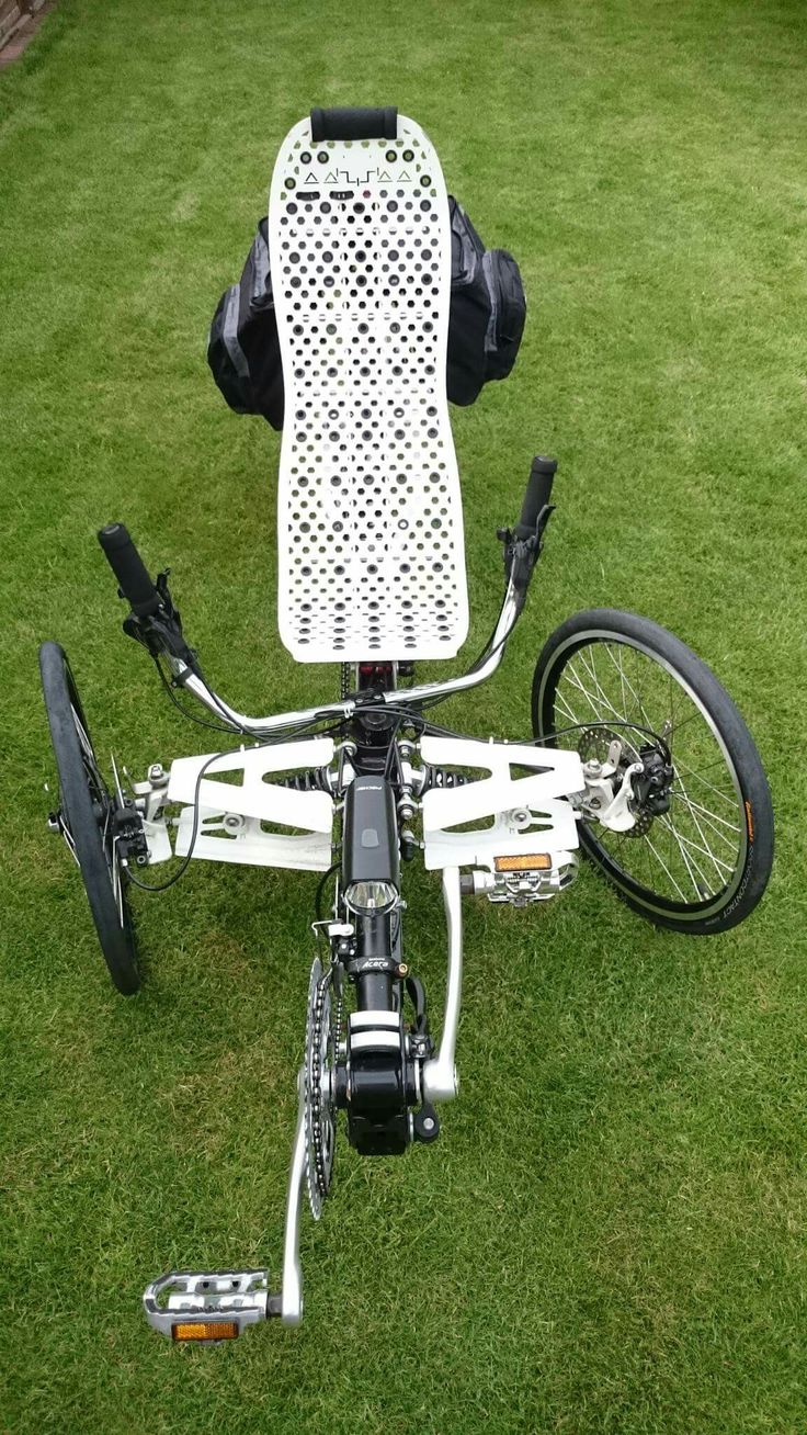 32 Best Aazzaa Free Tadpole Recumbent Trike Project With Plans
