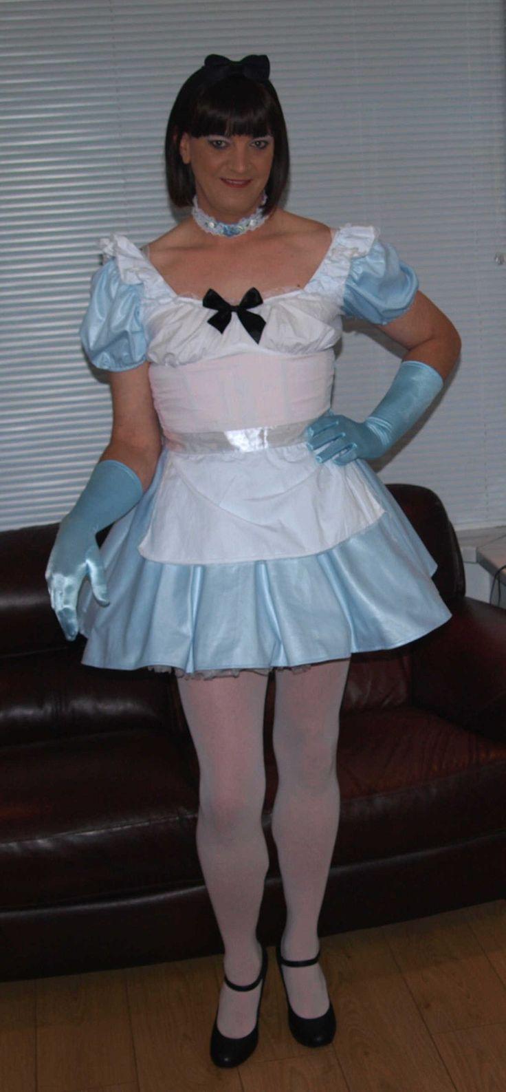 Tortured spanked transvestite