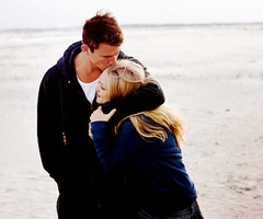 """""""I fell in love with her when we were together, then fell deeper in love with her in the years we were apart."""""""