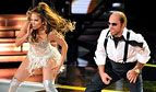 Tom Cruise Tries to Smack J.Lo's Booty - Us Weekly