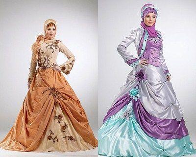 wedding hijab styles - بحث Google