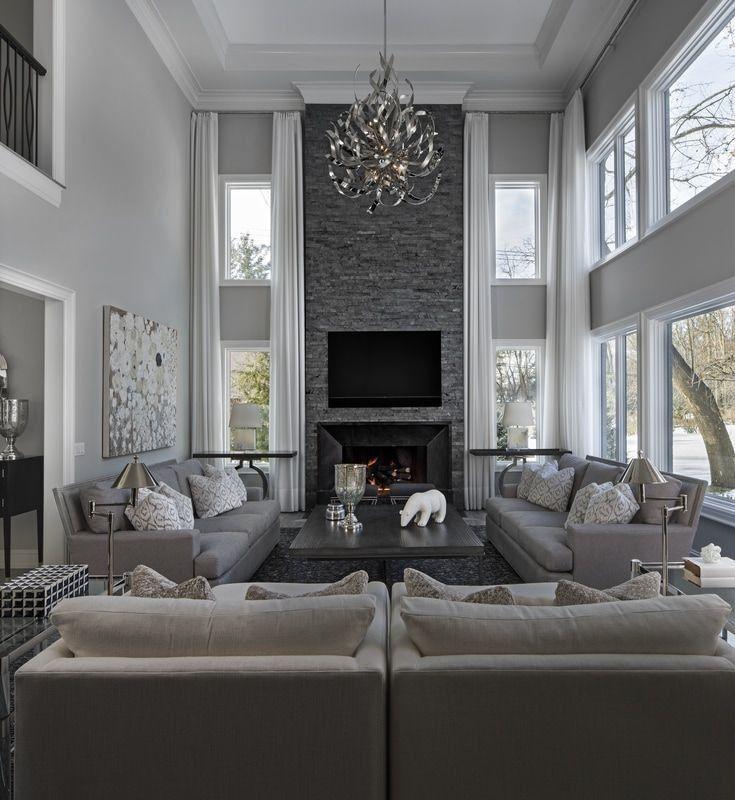 55 Elegant Living Room Decor Colour, Elegant Living Room Ideas