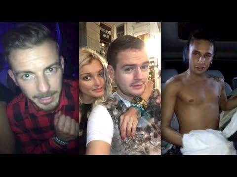 Best Of Snapchat #18 Jeremstar avec Aurélie Dotremont, Julien Bert et Eddy