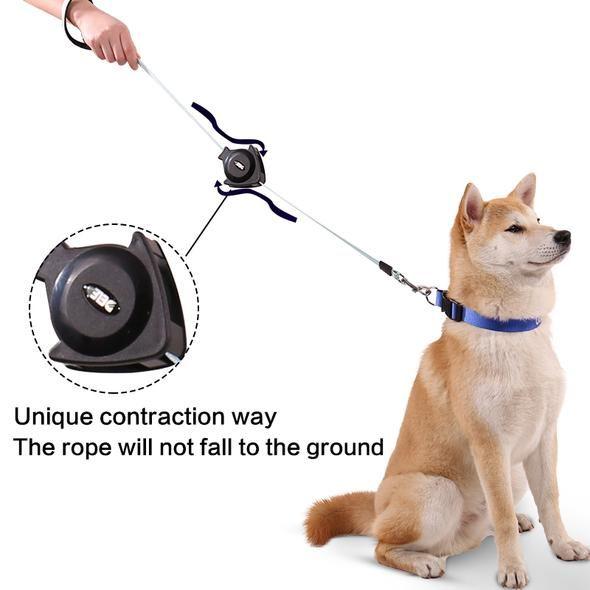 Dog Leash Portable Retractable Leash