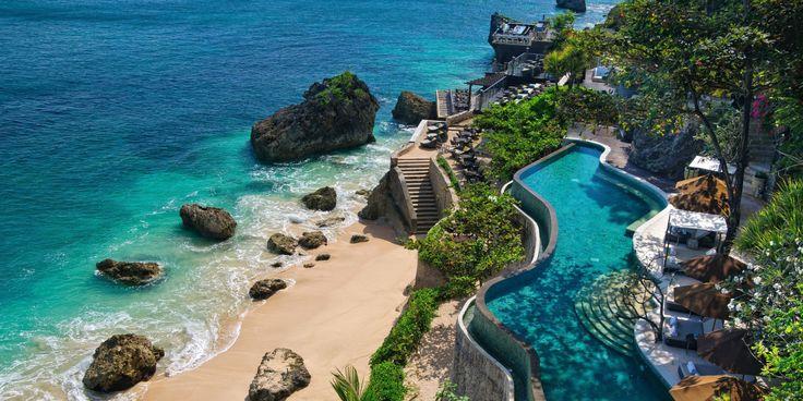 Anyana Resort in Bali, Indonesia