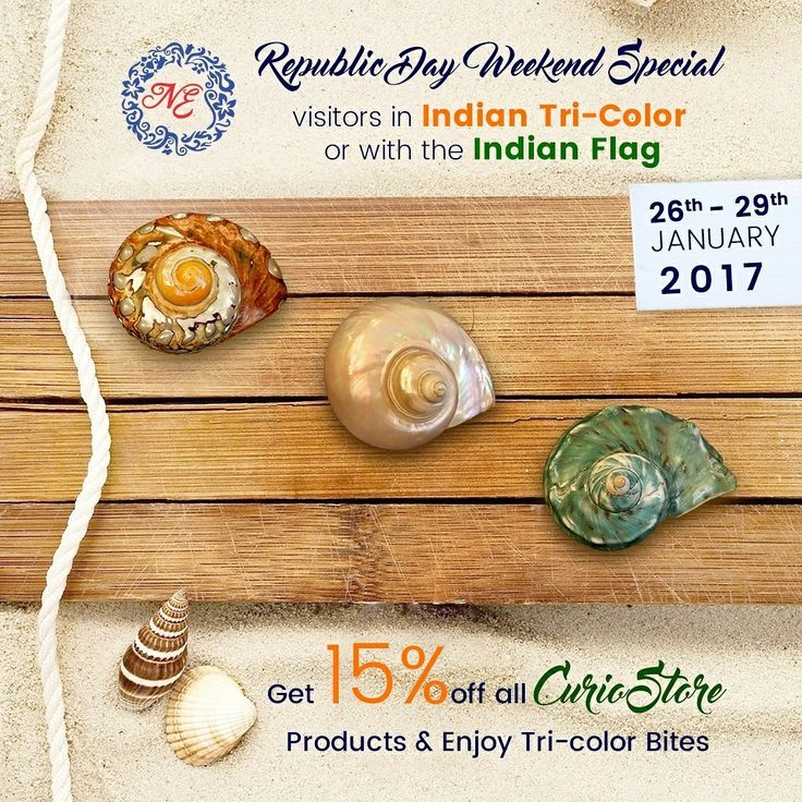 To our patriotic clients this Republic Weekend 26th -29th Jan on showing an Indian flag or wearing tri colour get 15% of All Items in our Curio Store  To Enquire whatsapp: +91 8390367688 #nostalgiaenterprises #republicdayweekend #weekendspecial #shoppingbonanza #curios #quirky #curiostore #gift #giftables #thingstodo #mustvisit #alibag