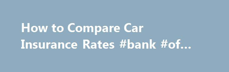Compare used car insurance rates online free 12
