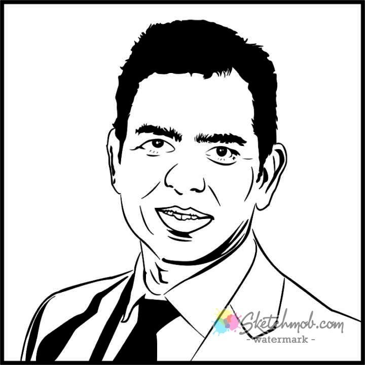 Line art drawing your photo<br /> you can use this lineart for t-shirts, book covers, gift, and wall hangings for display in your home. ONLY $5, come on, immediately make your photos into line art images.