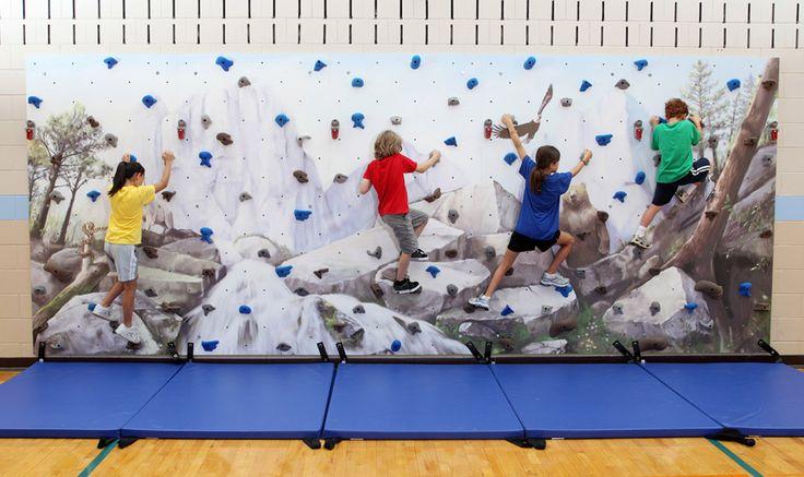 Mural Climbing Wall In 2020 Climbing Wall Kids Climbing
