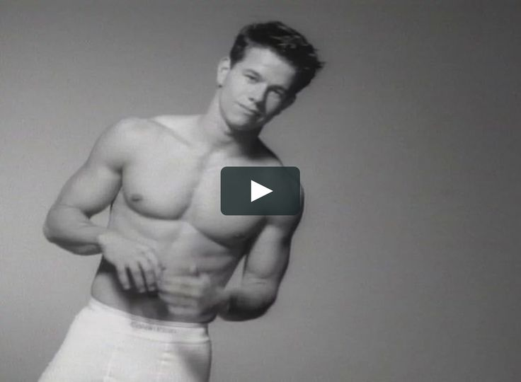 Calvin Klein Underwear with Mark Wahlberg & Kate Moss