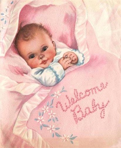 A welcome to a precious baby girl.....