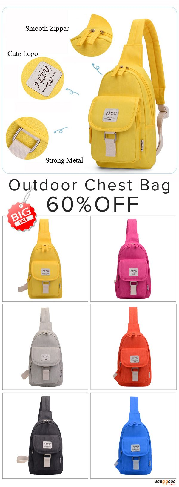 US$14.99+Free shipping. Chest Bag, Crossbody Bag, Quality, Canvas, Sport, Outdoor, Color: Yellow, Blue, Black, Orange, Gray, Rose. Shop now~