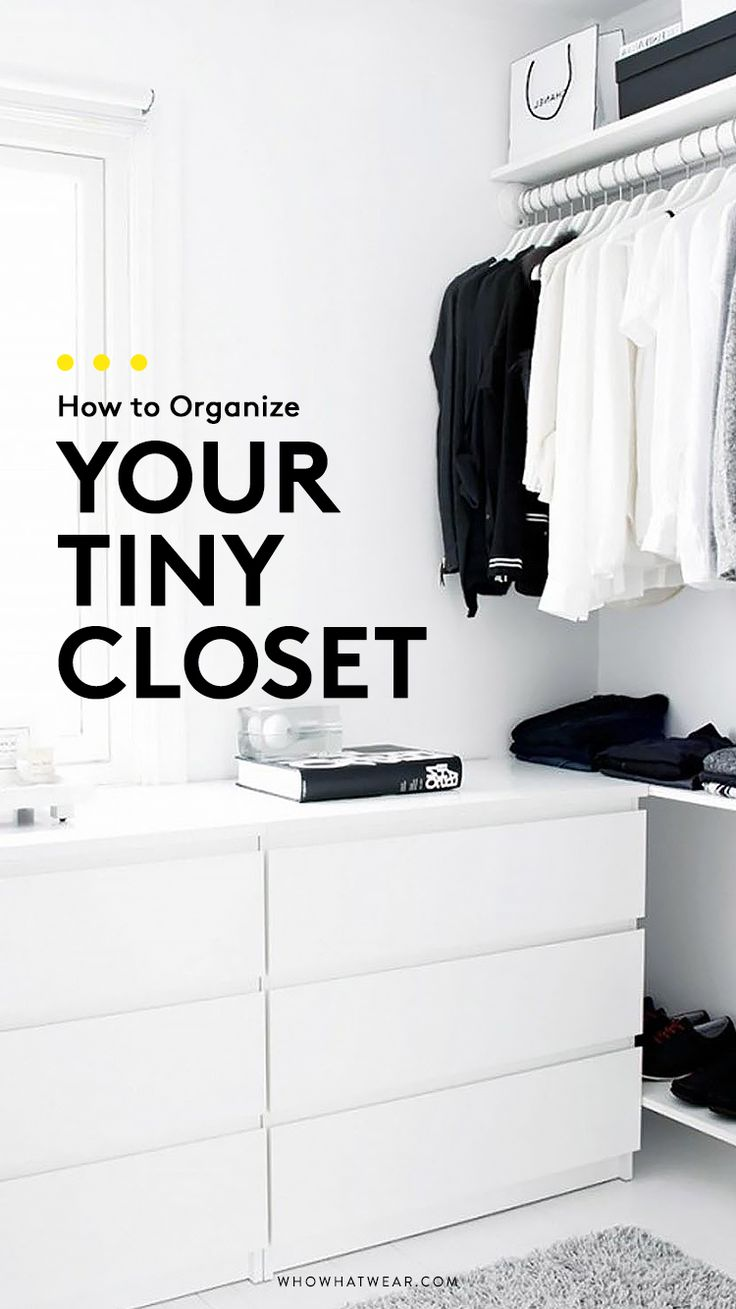 25 great ideas about minimalist closet on pinterest minimalist wardrobe staple wardrobe - Small closet space solutions minimalist ...