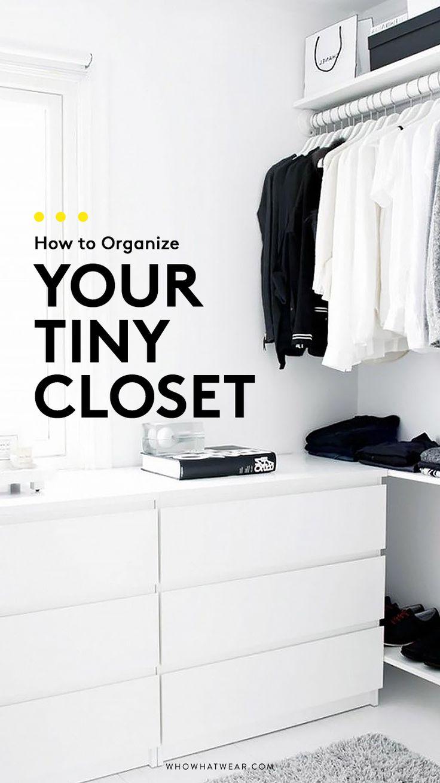 Best 25 minimalist closet ideas on pinterest minimalist wardrobe minimal wardrobe and - Wardrobe for small spaces minimalist ...