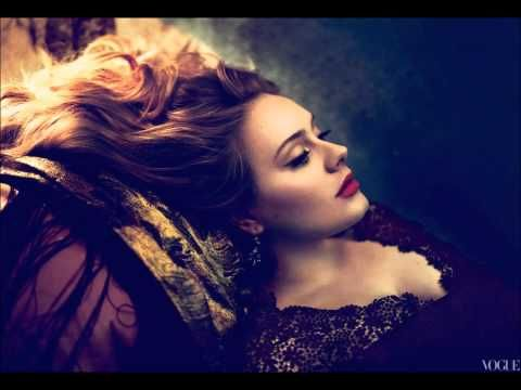 Listen to Adele - You'll never see me again