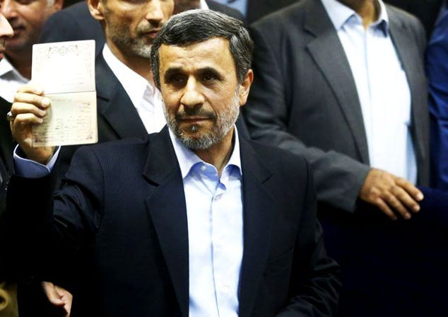 Just In Time For WWIII, Mahmoud Ahmadinejad Reappears To Make A Run For President Of Iran