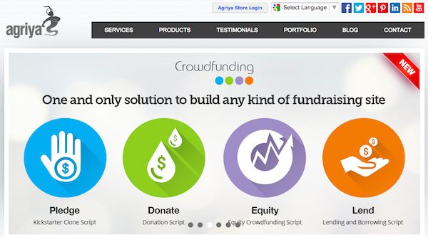 """Crowd Crux published an article for """"8 Tools to start a Peer to Peer lending website"""" in that Agriya's #Lending software is featured as one of the top most tools for its unique nature and advanced technologies To know more: http://www.crowdcrux.com/tools-to-start-a-peer-to-peer-lending-website/"""