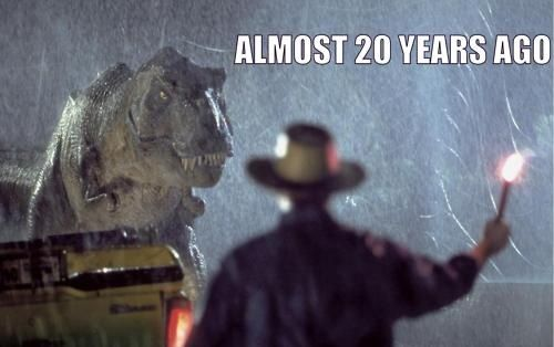Blasts from the Past! :-)Jurassic Parks, Remember This, The Real, Funny, High Time, Dinosaurs, Desktop Wallpapers, Toys Stories, Hilarious Photos