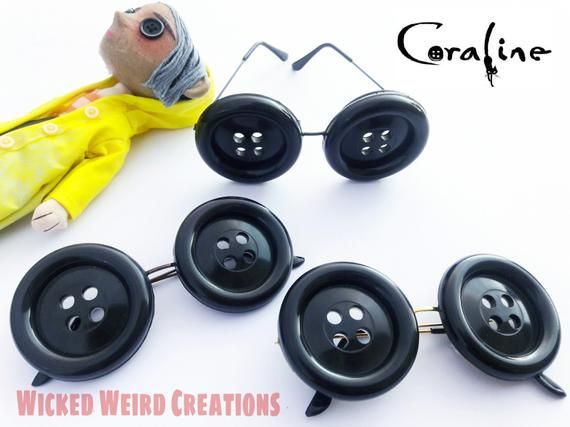 Coraline Button Eyes Coraline Cosplay Other Mother Other Father Wybie Lovat In 2020 Coraline Button Eyes Button Eyes Coraline