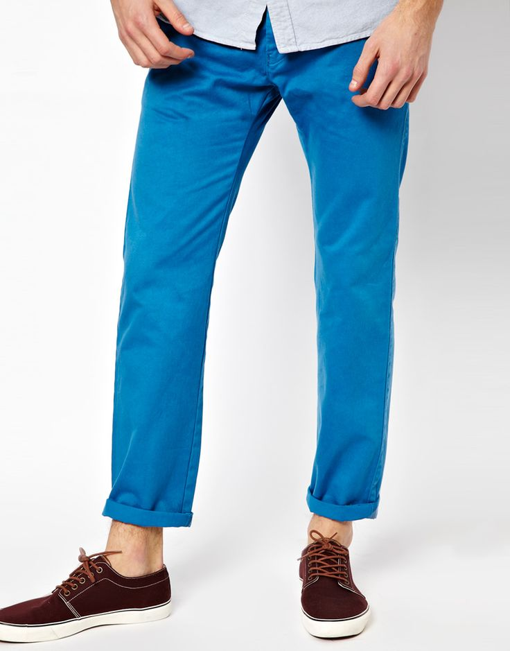 $50, Donk Chinos by Dr Denim. Sold by Asos. Click for more info: http://lookastic.com/men/shop_items/115501/redirect