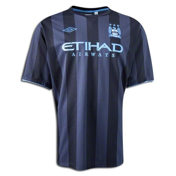 Umbro Manchester City Europe Jersey 12/13