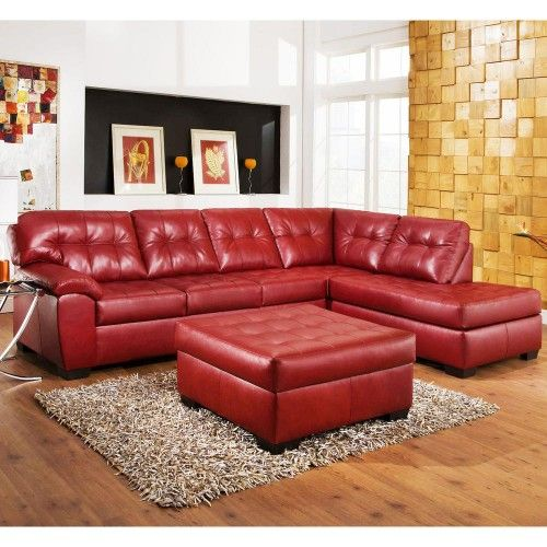 Soho Red - Sectional Sofas Dallas Photo:  This Photo was uploaded by dox-furniture. Find other Soho Red - Sectional Sofas Dallas pictures and photos or u...
